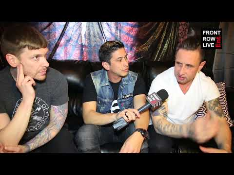 Shinedown Interview On New Album 'ATTENTION ATTENTION' & Depression, Drug & Alcohol Abuse