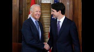 BIDEN VS TRUDEAU & KEYSTONE: Prez sees PM's weakness on oil