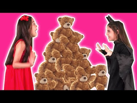 PRINCESS BEDTIME ROUTINE 🛏️ Malice Pranks Isabella! - Princesses In Real Life | Kiddyzuzaa