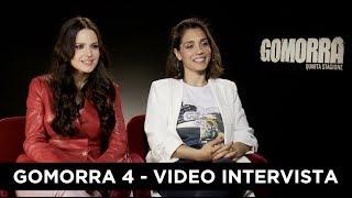 Gomorra 4 - Intervista a Cristiana Dell'Anna e Ivana Lotito