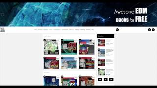 How To EDM: EDM Loops, Samples, Kits & Sounds Webstore (W. A. Production) thumbnail