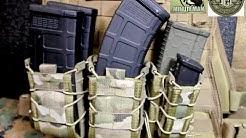 HSGI TACO Mag Pouch : AR-15, AK-47, AR-10 Mags All Fit