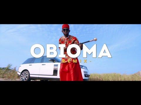 J Martins Ft. Flavour – Obioma (remix) (official Video + Audio)