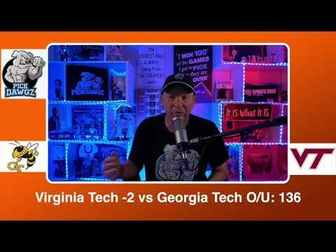 Virginia Tech vs Georgia Tech 2/23/21 Free College Basketball Pick and Prediction CBB Betting Tips