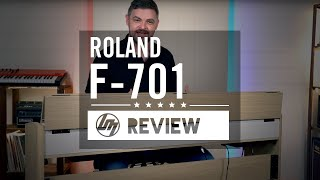 Roland F-701 Digital Piano | Better Music