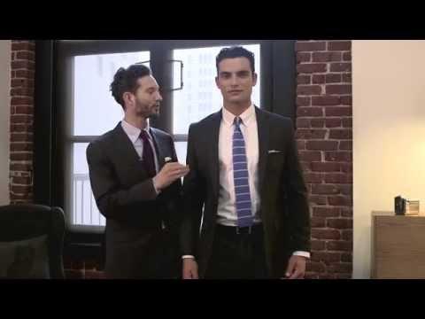 Dress Smarter: How To Wear A Knit Tie