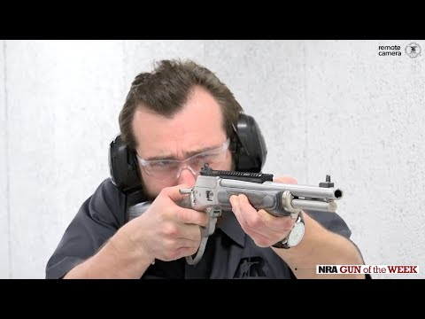 NRA Gun of the Week: Marlin Firearms 1894 CSBL - YouTube