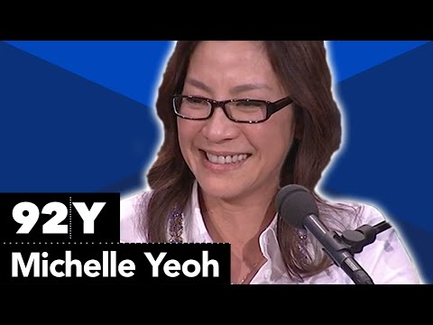 Michelle Yeoh on The Lady: Reel Pieces with Annette Insdorf