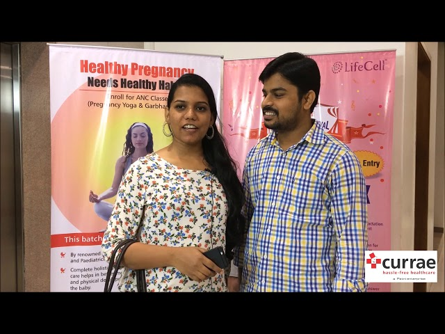 Pregnancy Carnival 2018 at Currae Hospitals, Thane