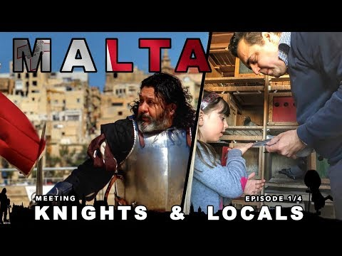Visit Malta & Vittoriosa (Birgu) with family travel series | Valletta & Gozo also discovered