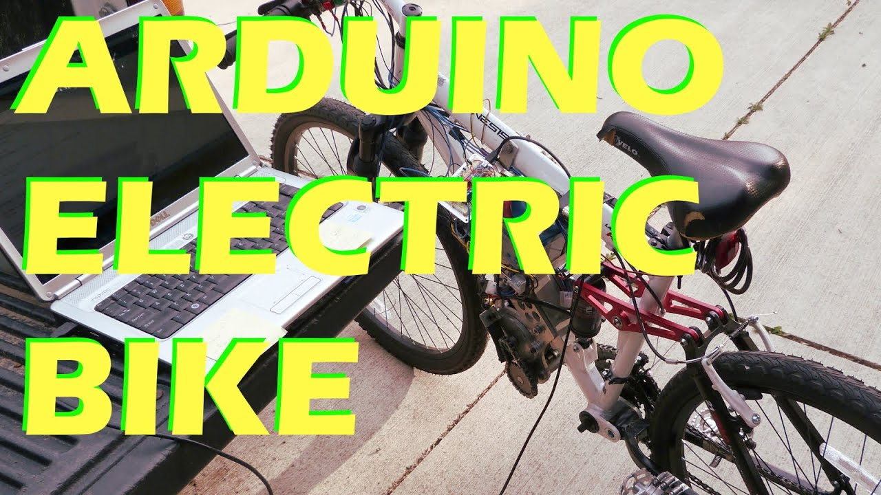 Arduino Controlled Smart Electric Bike Youtube
