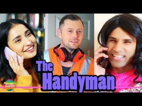 The Handyman | Rahim Pardesi