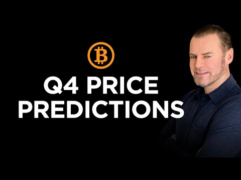 Bitcoin Q4 Price Predictions + Crypto Market update