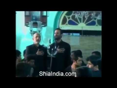 Groh e Jaffery 88 Matam at Hussaini Kothi 1433 Hijri