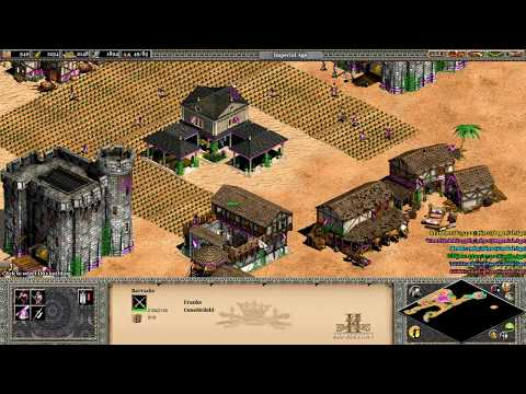 Steam Age Of Empires II HD Edition Gameplay #1