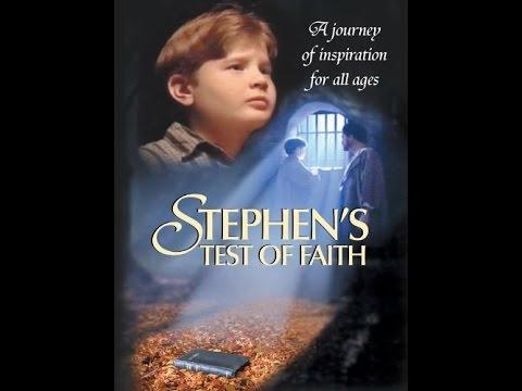 Stephen S Prueba De Fe Pelicula Cristiana Para Niños En Hd