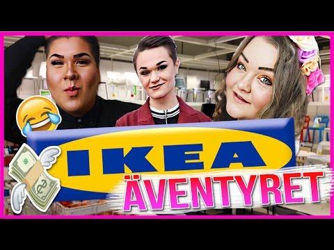 ETT IKEA ÄVENTYR MED MARCEL & THOMAS | VLOGG