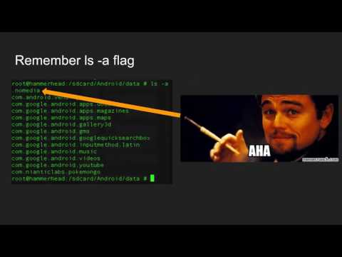 Advanced Android Bug Bounty skills - Ben Actis, Bugcrowd's LevelUp 2017