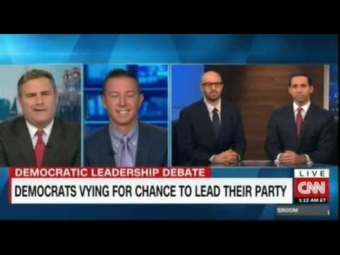 Battle to head Democratic National Committee
