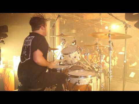 Beartooth - The Lines [Connor Denis] Drum Video Live [HD]