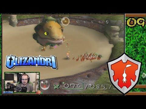 Pikmin - The Final Trial, Emperor Bulblax Battle, Homeward Bound! - Episode 9