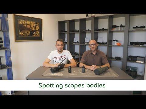 Spotting Scope Bodies | Optics Trade Debates