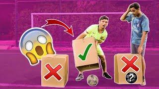 تحدي حاول ما  تختار الصندوق الخايس !! ( مو معقول حظي لا يفوتكم !! )