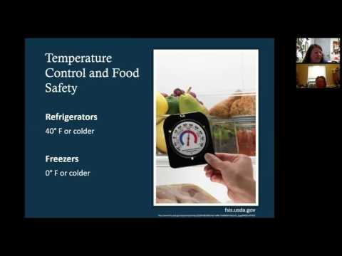 Keeping Food Safe During an Emergency