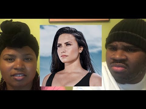 DEMI LOVATO - SEXY DIRTY LOVE - REACTION