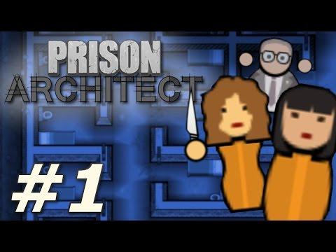 Prison Architect v11: Klaus' Wunder Strafanstalt - Part 1
