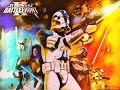 Star Wars BattleFront 2 [2016] 2 Hour Game Play (Geonosis-Coruscant)
