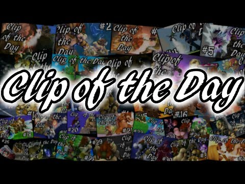 """Clip Of The Day"" 