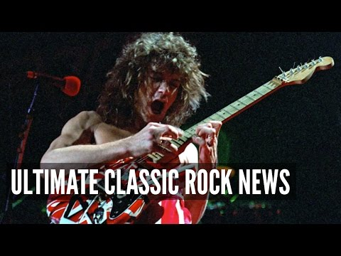 Eddie Van Halen's Favorite Guitar Riffs: AC/DC, Deep Purple, Cream + More