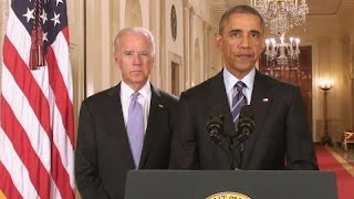 The President Announces a Historic Nuclear Deal with Iran President Obama delivers remarks to announce a historic nuclear agreement that will verifiably prevent Iran from obtaining a nuclear weapon. July 14, 2015., From YouTubeVideos