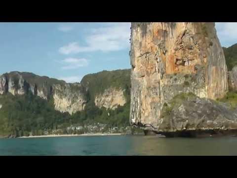 My Golden Years Travel - Phra Nang Beach 6 Jan 2015