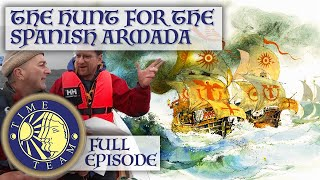 The Hunt For The Spanish Armada | Time Team