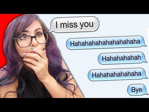 Thumbnail: FUNNIEST TEXTS FROM EXES