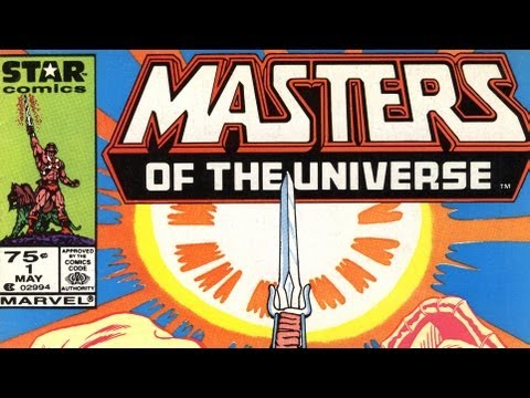 CGR Comics - MASTERS OF THE UNIVERSE #1 comic book review