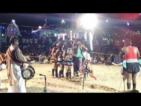 Kuravan kurathi....dance..