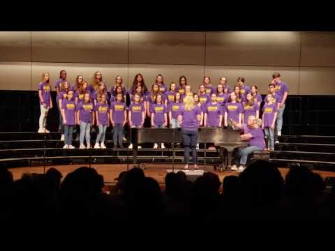 East Coweta Middle School Chorus Concert(3)