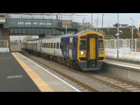 Kirkham & Wesham 11/2/18 LOCO TV UK