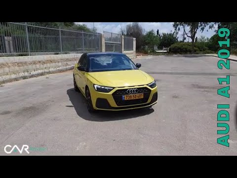 Audi A1 SportBack 35 TFSI 2019: Essai & Presentation ! Tout d'une Grande V03 Car Adviser