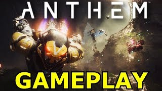 I played Anthem Gameplay Impression - 20 minutes hands on E3 2018