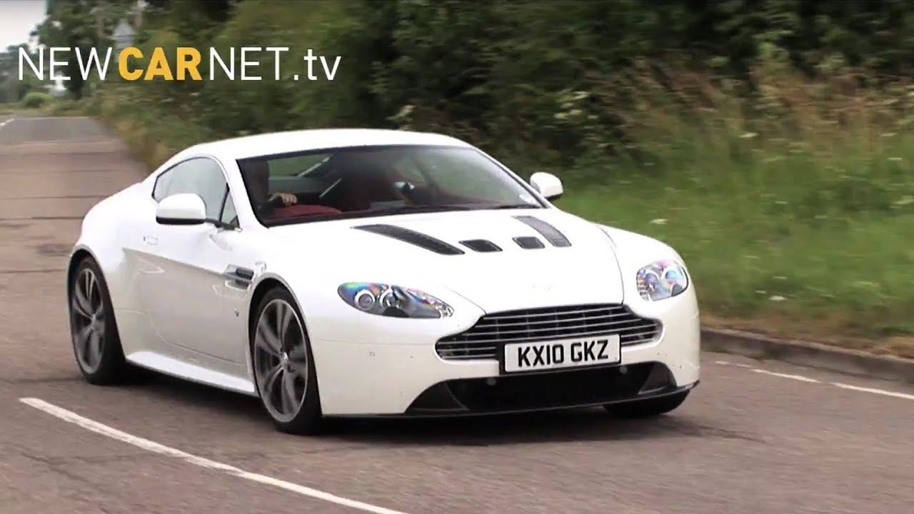 Aston Martin V12 Vantage : Car Review - YouTube