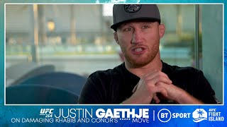 """I will cause massive damage to Khabib!"" Justin Gaethje's plan for victory at UFC 254"