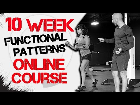 HUMAN FOUNDATIONS - 10 Week Functional Patterns Online Course