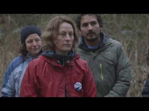 Sarah Harmer visits Coast Salish watch house