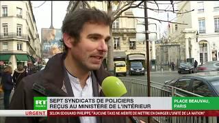 Rencontre des syndicats de police avec Christophe Castaner : des réactions mitigées