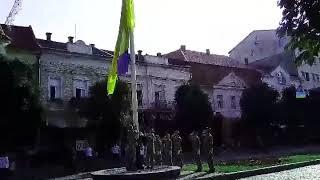 Парад вишиванок в Мукачеві 3