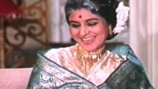 Mala Sinha, Ashok Kumar, Shashikala, Paisa ya Pyar - Scene 1/17
